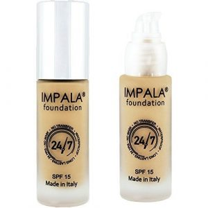 Base de Maquillaje 24 horas de Impala, 30 ml