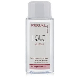 Loción blanqueadora para piel pigmentada de Regal Light Control, 135 ml