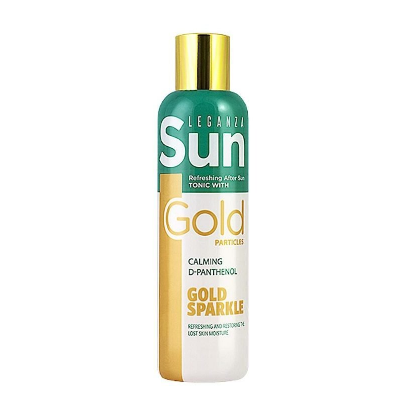 Tónico refrescante aftersun Leganza, 200 ml